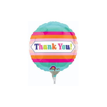 Globo Mini Thank You