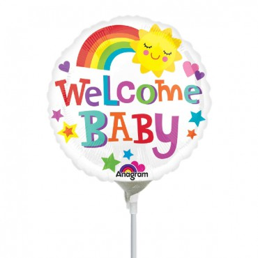 Globo Mini Welcome Baby