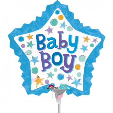 Globo Mini baby boy star