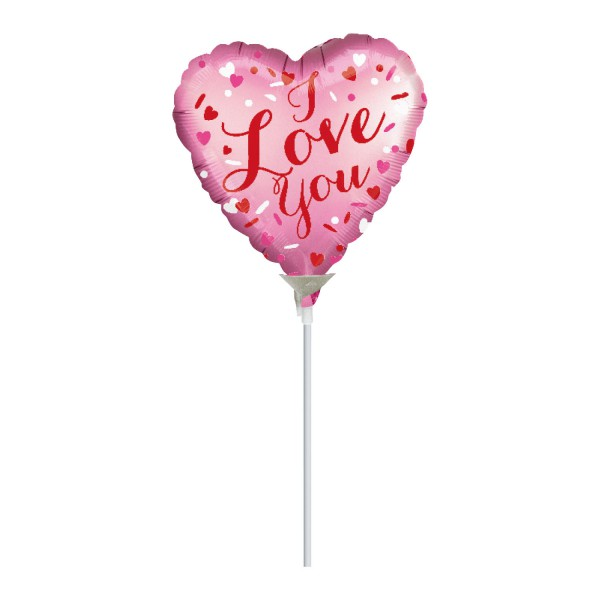 Globo Mini Love You Satin