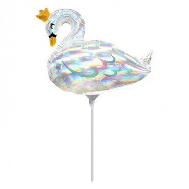 Globo Mini Princesa Cisne